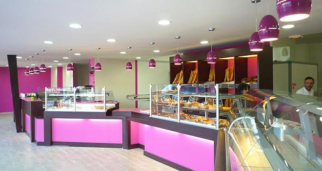 Agencement du futur moderniser personnaliser le monde des boulangers - Decoration boulangerie patisserie ...