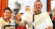 Stéphane Cazenave a remporté le premier Master national de la baguette de tradition française.