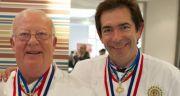 Gérard Dupont et Fabrice Prochasson / © Stéphane Laure