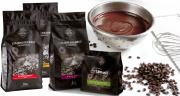 La chocolaterie Michel Cluizel propose des chocolats de plantation créés à partir de fèves provenant d'une seule et même plantation.