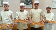 La finale nationale du Concours du meilleur croissant au beurre d'Isigny AOP.