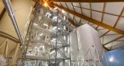 La mise en route en 2012 du moulin d'Aiserey, doté d'une capacité d'écrasement de 25000 tonnes par an, a propulsé la Bourgogne dans  les premières régions de production de farine bio.