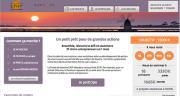 EKIP page d'inscription pour soutenir un ou plusieurs projets