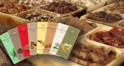 Le Comptoir du Cacao vous propose ses spécialités deux fois primées au Salon du Chocolat de Paris, sa gamme de pralinés feuilletés sous forme de tablettes longue conservation: noisette, caramel beurre salé, pistache, café, coco, menthe, vanille et Spéculoos.