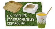 Les produits écoresponsables débarquent...