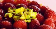 Tartelettes aux framboises (sans gluten)