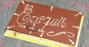 L'exquis, un gâteau punché au jus de Guinettes et au Kirsch