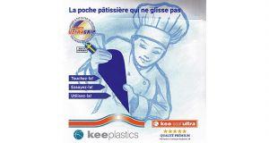 Poche pâtissière de Keeplastics