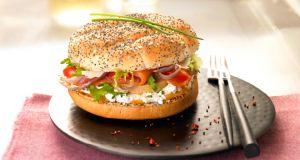 Pain pour hamburgers