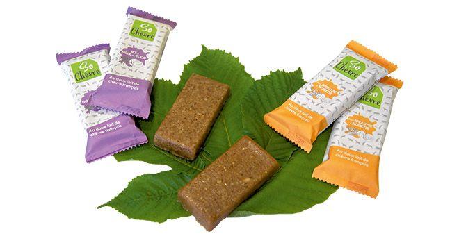 La marque So Chèvre lance une gamme de produits naturels à base de lait de chèvre.