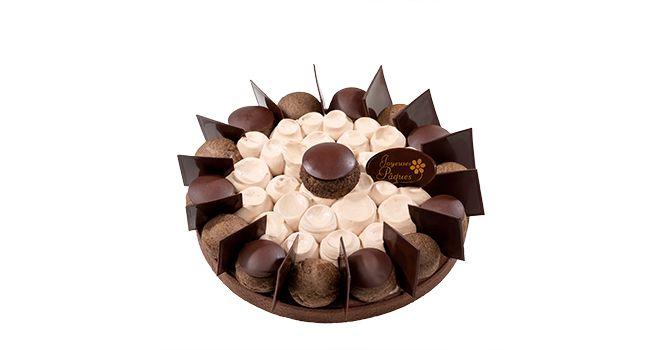 Saint Honoré Au Chocolat Le Monde Des Boulangers