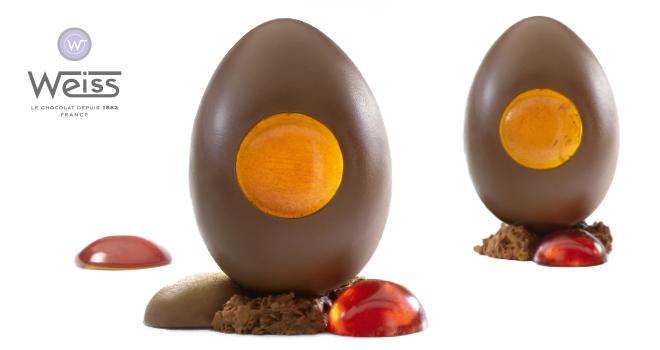 Une recette de Régis Bouet, Maître Chocolatier Weiss.