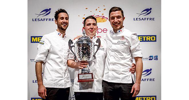 La Nouvelle-Aquitaine remporte la Coupe de France de la boulangerie.