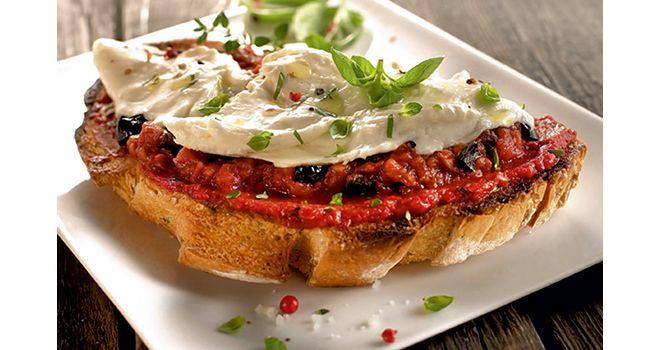 Mutti : le meilleur de la tomate bio pour les boulangers.