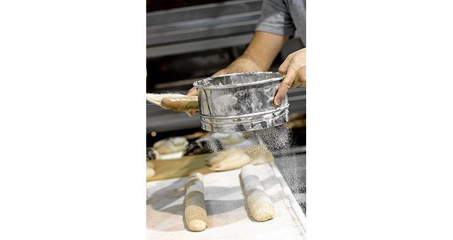 Indice de pulvérulence des farines : une solution à l'asthme du boulanger.