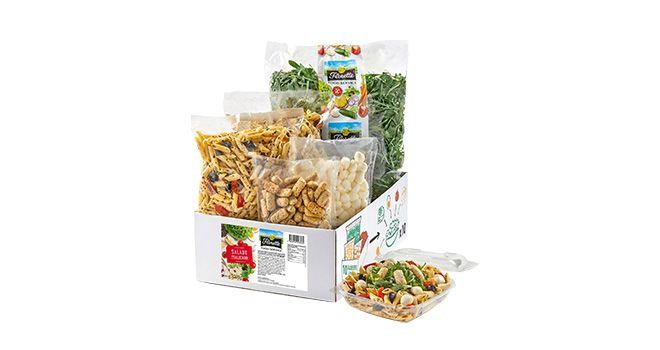 Florette Food Service lance le kit dix salades repas.