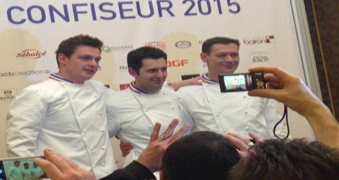 Jérôme Chaucesse, Julien Boutonnet, Christophe Renou