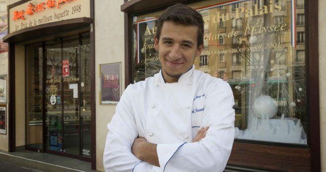 Anthony Teixeira a gagné le Grand prix de la baguette de Paris en 2014.