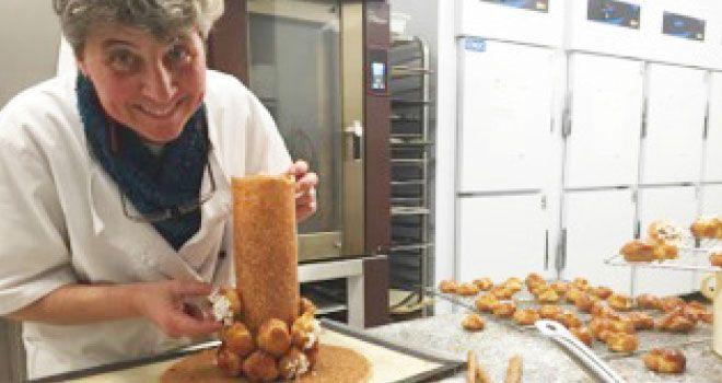 Nathalie Tresse a appris la pâtisserie «sur le tas».