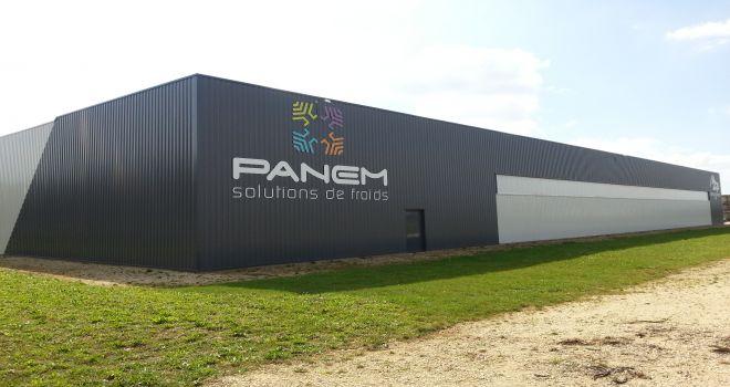 Le siège de Panem International