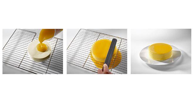 Maîtriser le glaçage en pâtisserie.