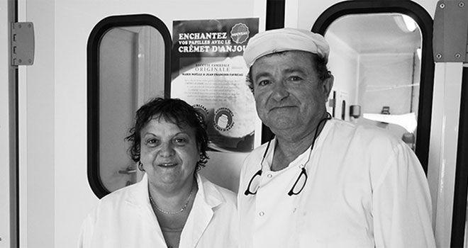 Jean-François et Marie-Noëlle Favreau