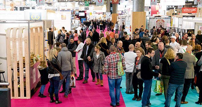Du 11 au 14janvier, le Salon Europain rassemblera le savoir-faire français  et les nouveautés produits, équipements et services de la filière  blé-farine-pain-pâtisserie.© A. GALLOSI
