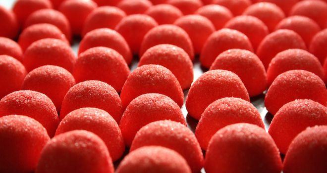 fraises Tagada