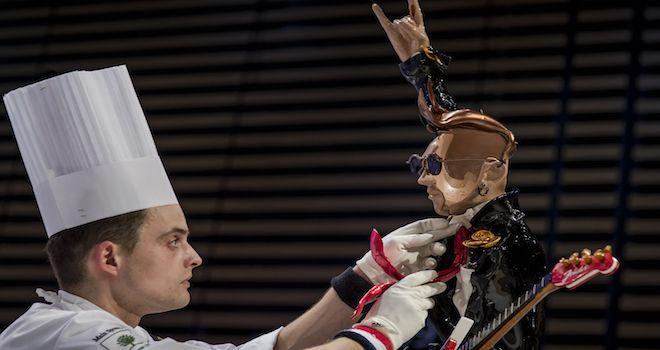 L 39 or pour la france le monde des boulangers - Coupe de monde patisserie ...