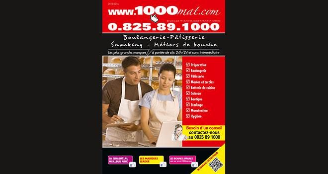 Le nouveau catalogue 1000 Mat est disponible !
