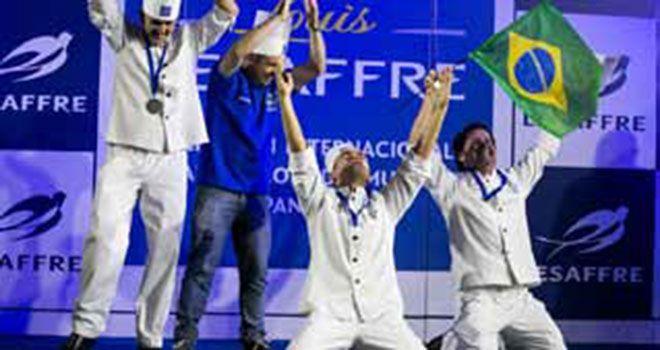 le Brésil ira à la Coupe du Monde de la Boulangerie