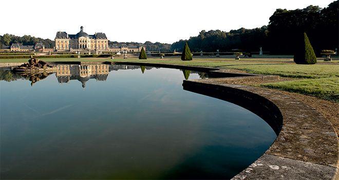 Quatre journées de formation dans un des plus beaux châteaux d'Île-de-France.