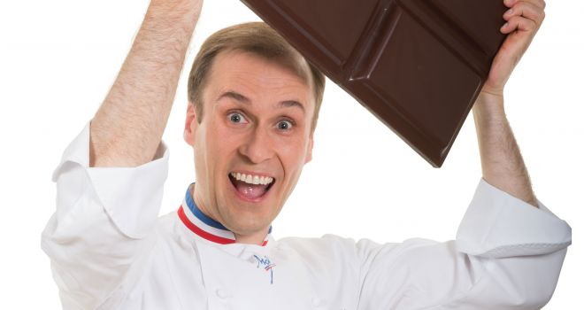 Nicolas Cloiseau, chef chocolatier à la Maison du Chocolat