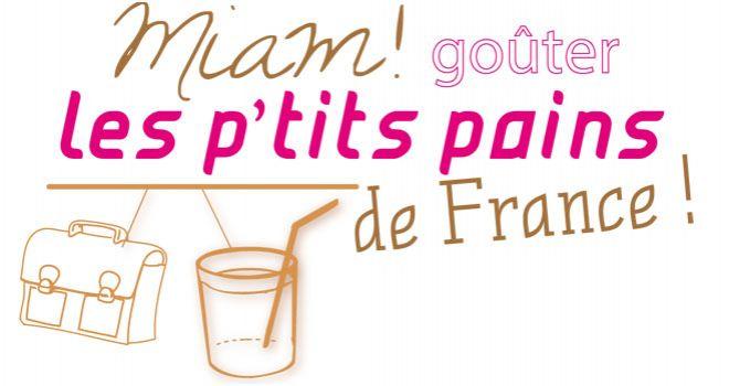 Miam ! Goûter les p'tits pains de France