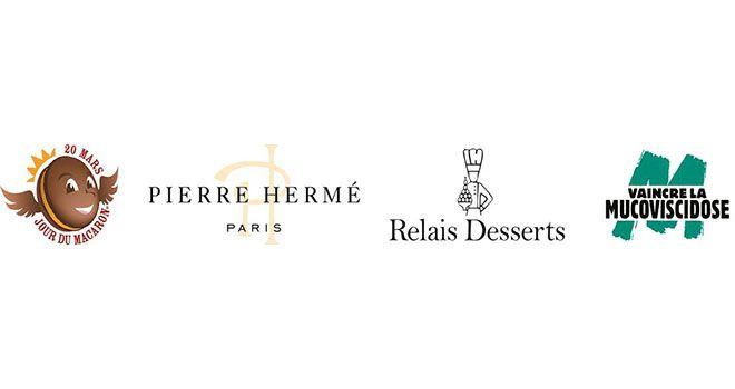 Relais Desserts - Pierre Hermé - Vaincre la mucoviscidose