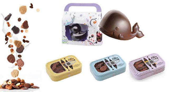 chocolats de Paques Weiss