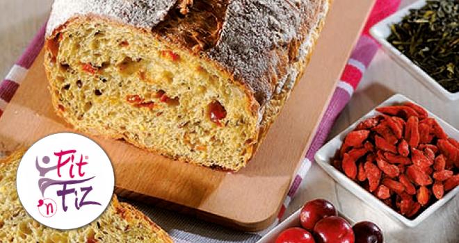 Millbäker lance une nouvelle préparation pour pain Fit'n Fiz®, source d'énergie et de vitalité!